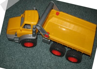 Spielsachen - Kipplaster