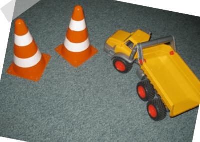Spielsachen - für Draußen