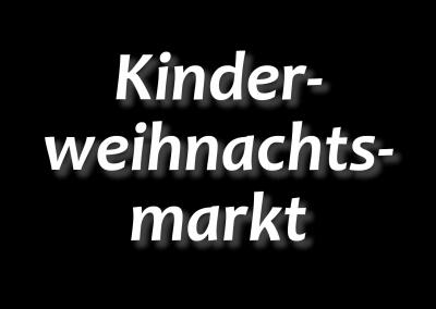 Kinderweihnachtsmarkt